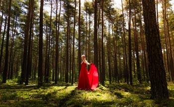 Dein Outdoor Fotograf für Bilder wie im Märchen - Outdoor Fotoshooting