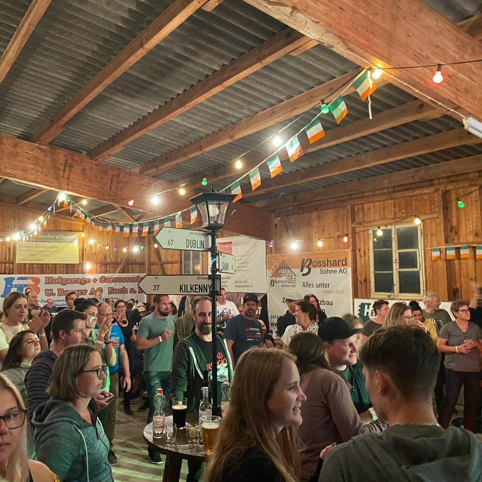Irish Night in Gräslikon