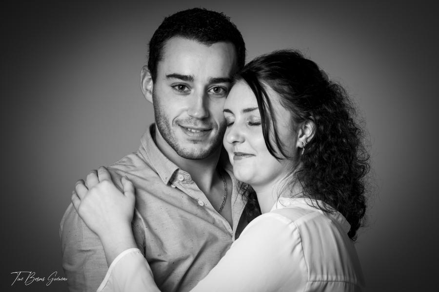 Se faire photographier en couple