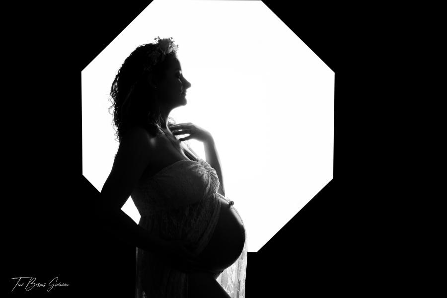 Portrait de grossesse: plusieurs styles pour un résultat inoubliable