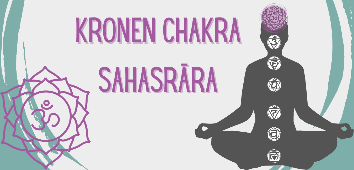 Das Kronen Chakra - sahasrāra