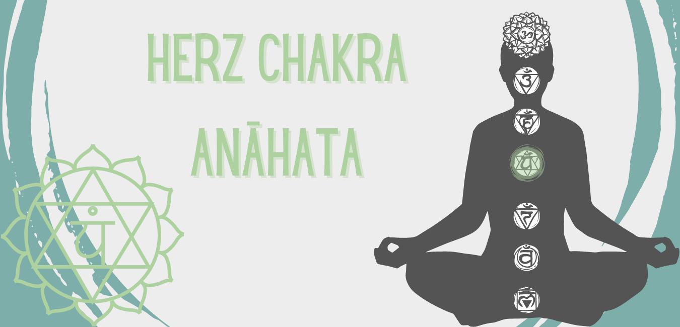 Das Herz Chakra - anāhata