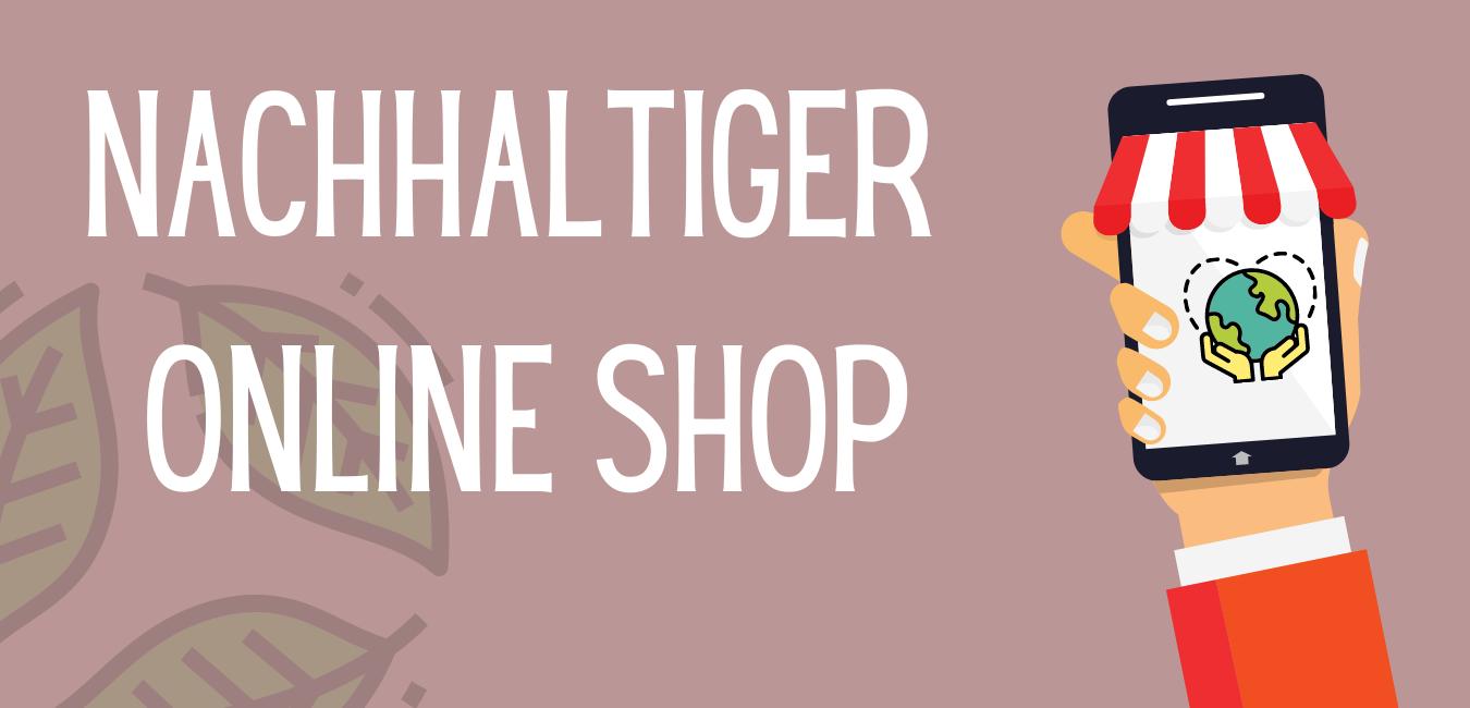 Empfehlung: nachhaltiger online shop