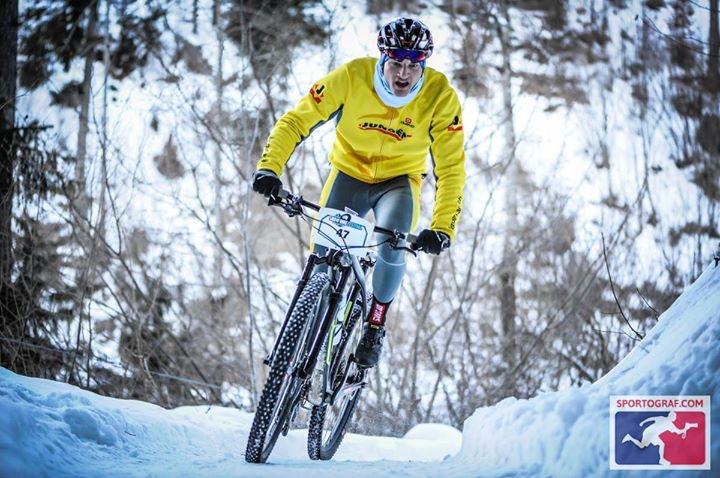 Wir gratulieren Simon Kistler zum Sieg bei den nicht lizenzierten Fahrern das Snowbike Festival 2019 GSTAAD