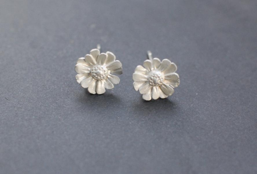 Gänseblümchen, Silber