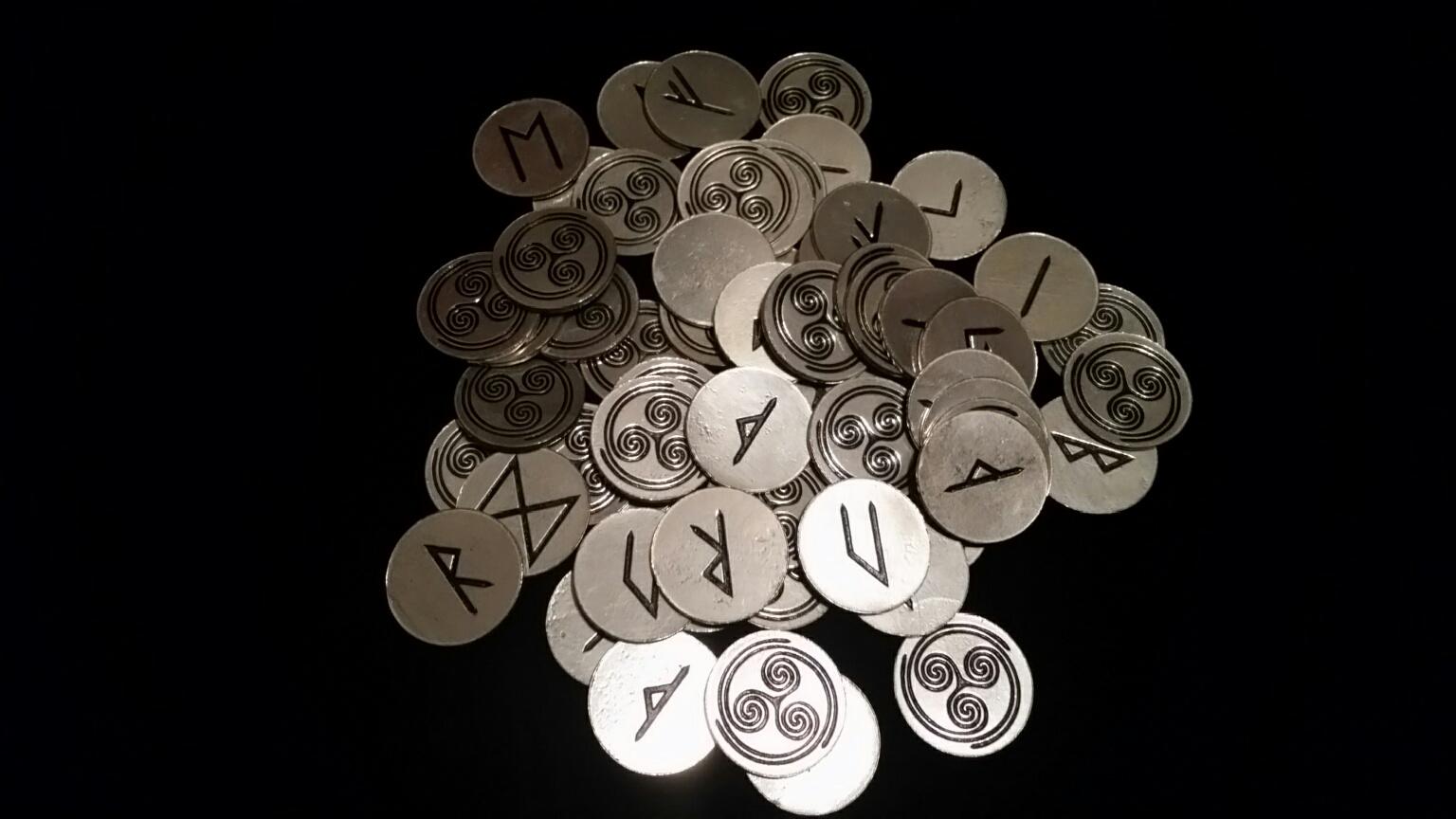 RuneStones & Pendants