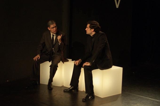 Le Président et Julien