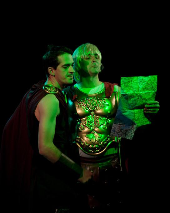 Léonidas et Ulysse perdus