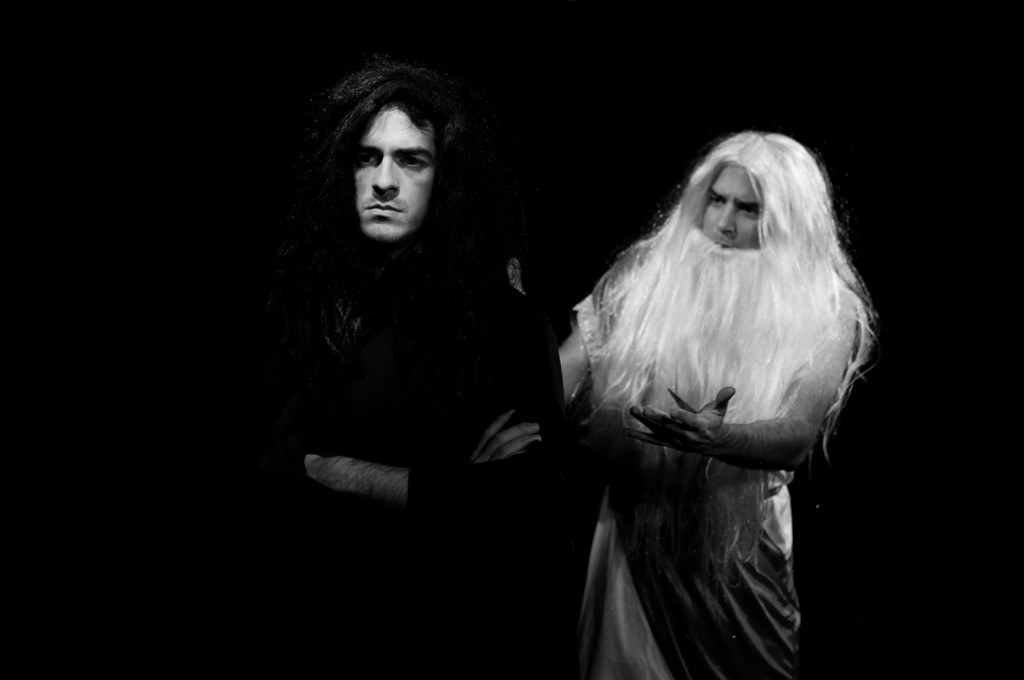 Hadès et Zeus