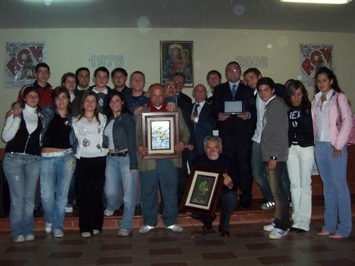 Foto di gruppo dell'oratorio