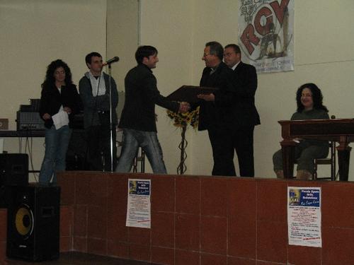 Premio Carpine d'Argento all'Oratorio San Luigi Gonzaga