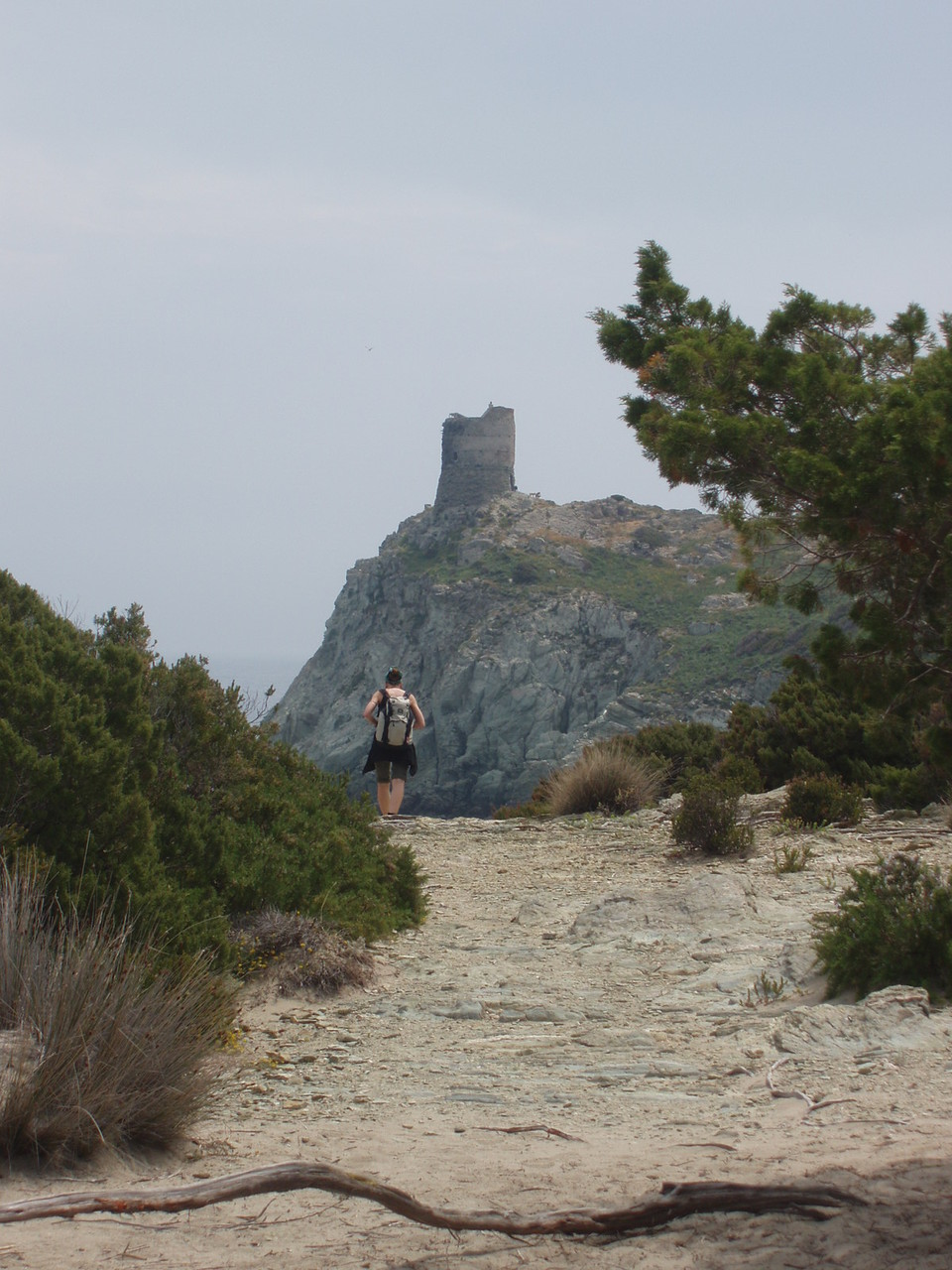 Sentier des Douaniers,Cap Corse