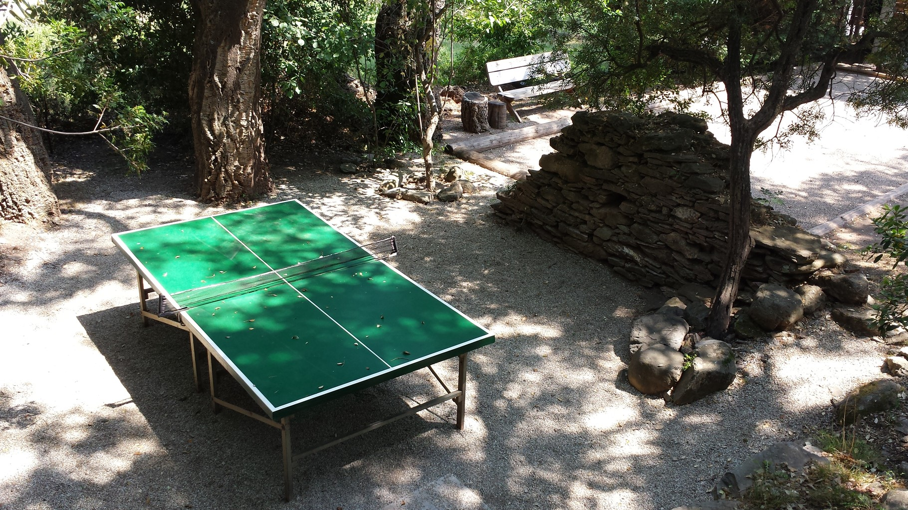 Ping-pong quelqu'un?