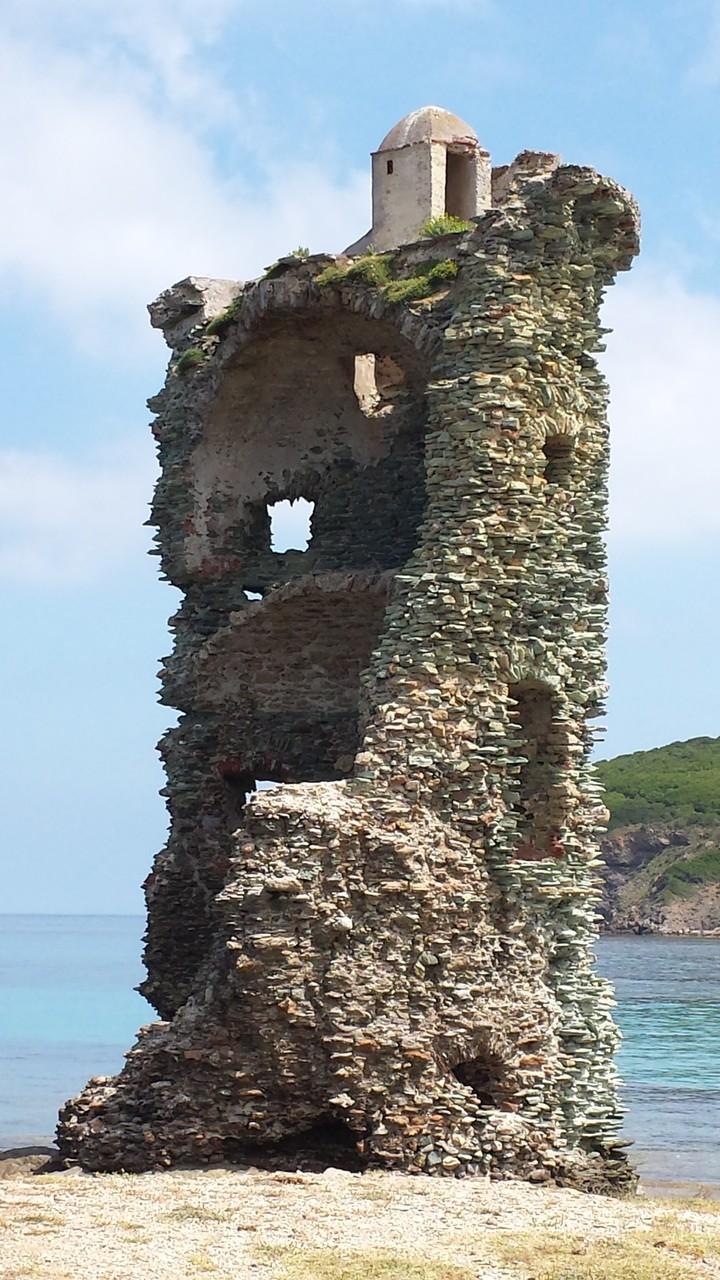 Tour de Santa Maria,Cap Corse