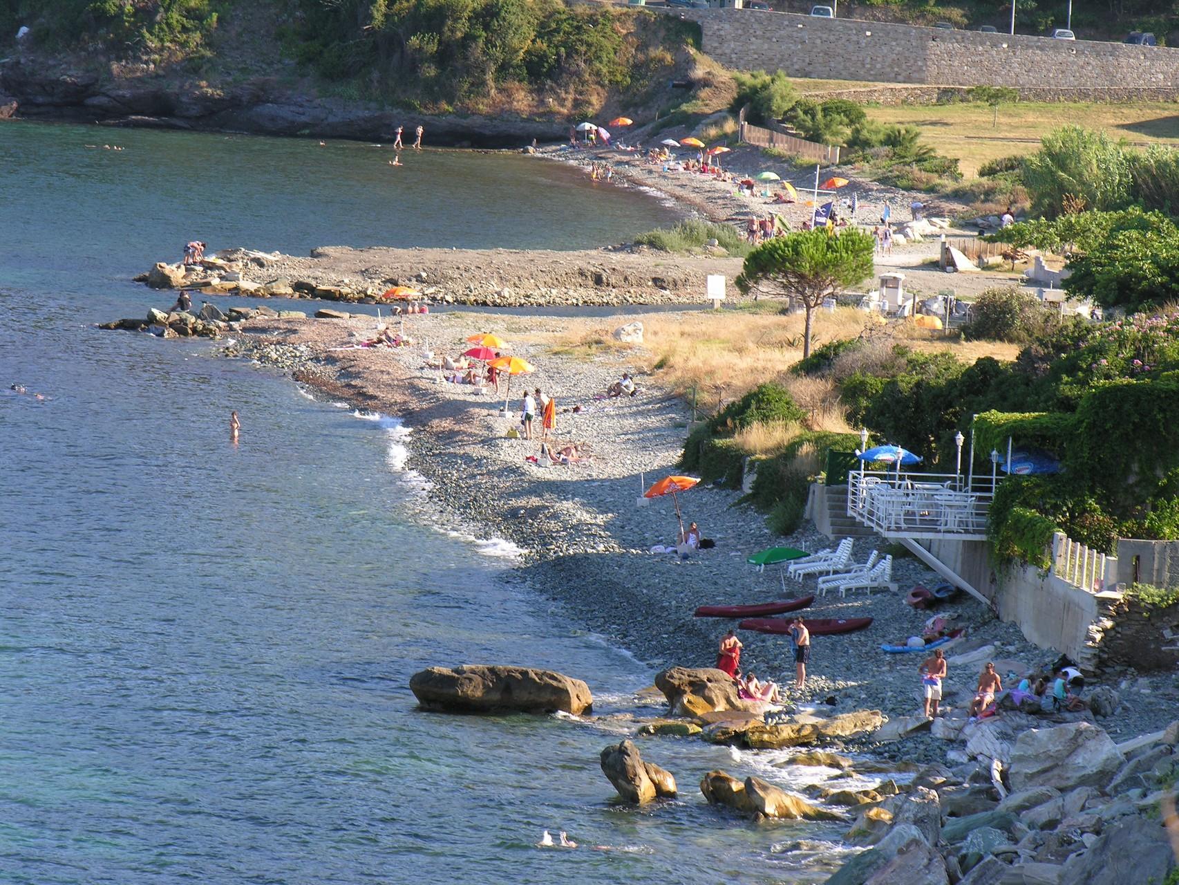 Sisco plage