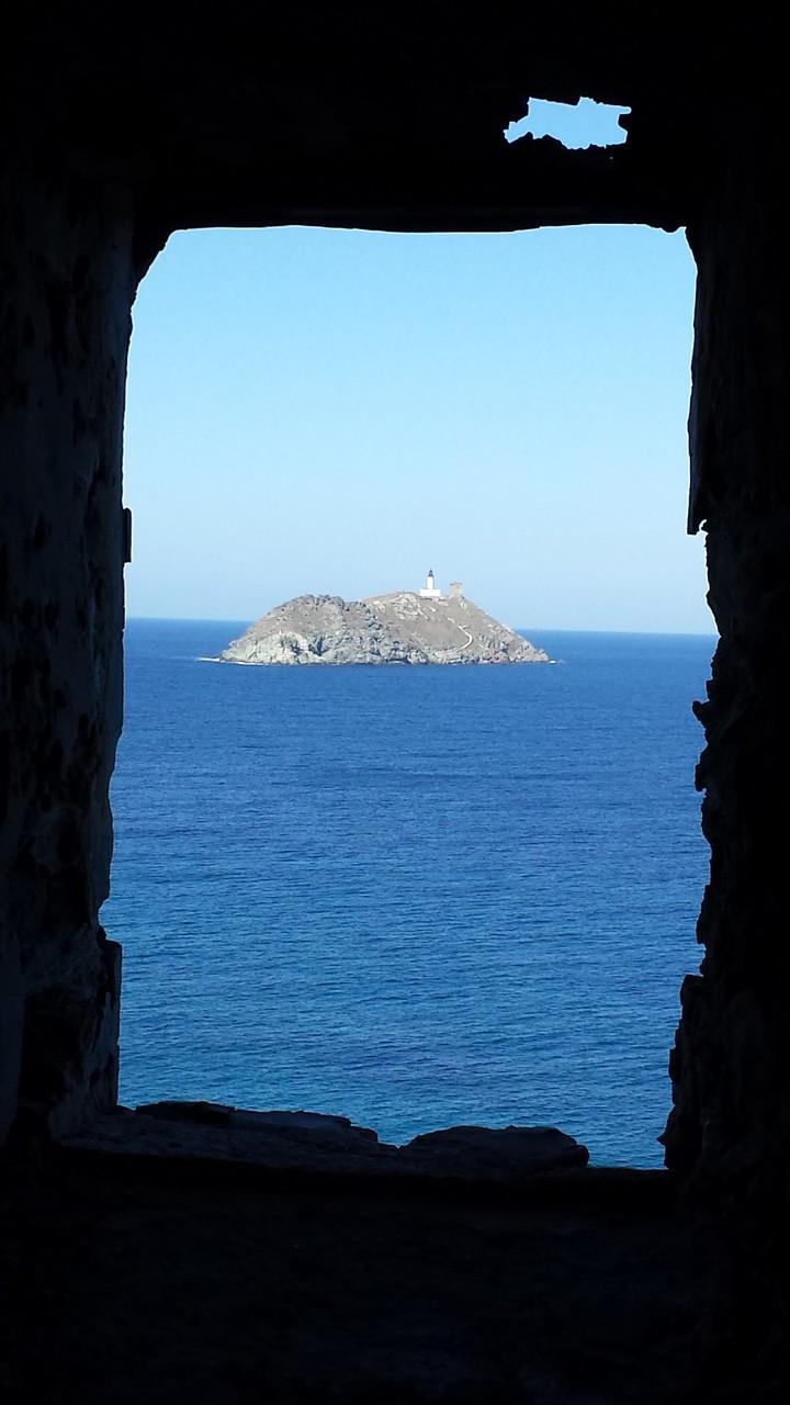 Île de la Giraglia, Cap Corse