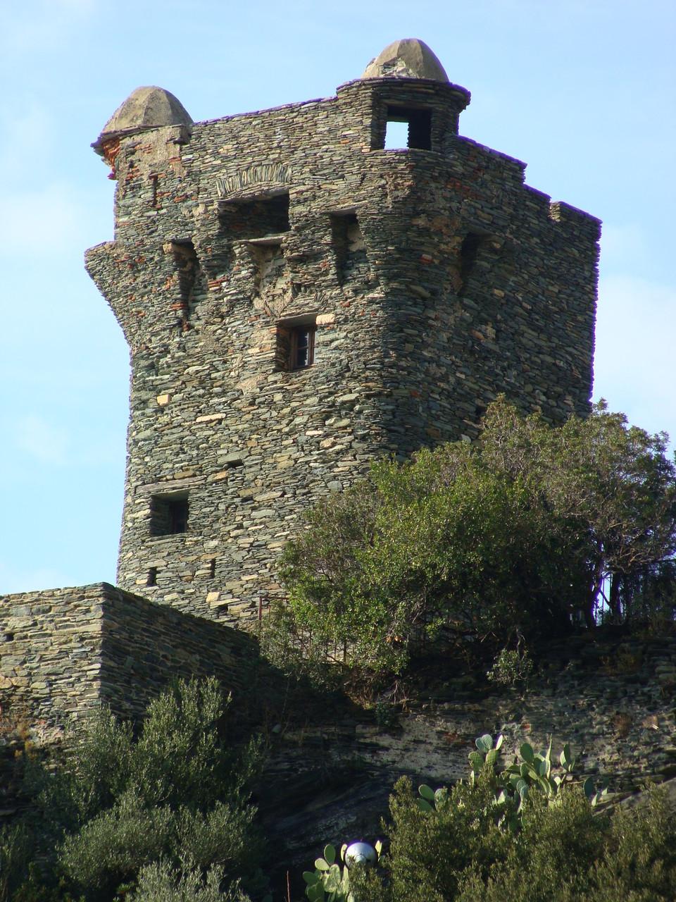 Tour de Nonza, Cap Corse