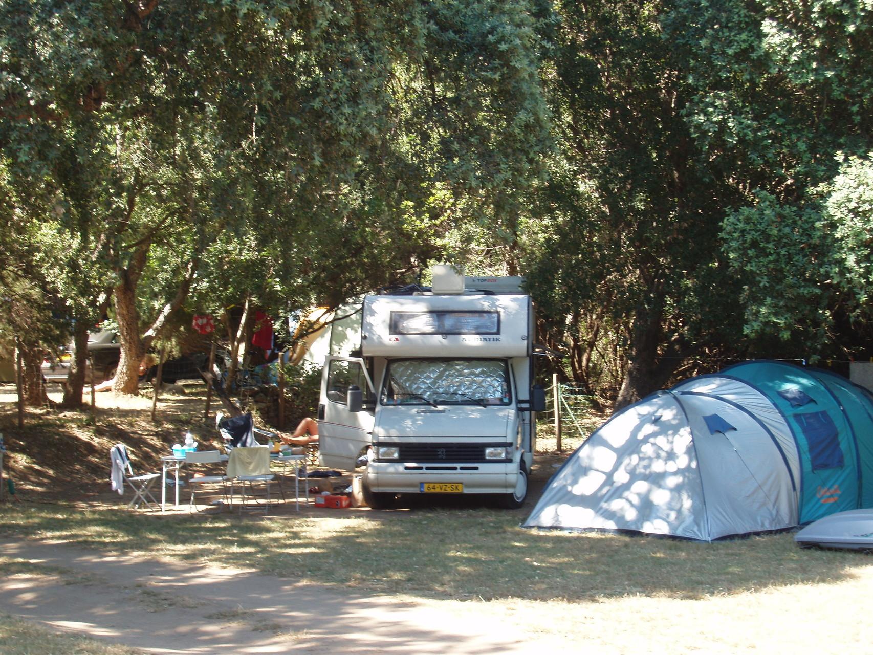 Camping cars bienvenus