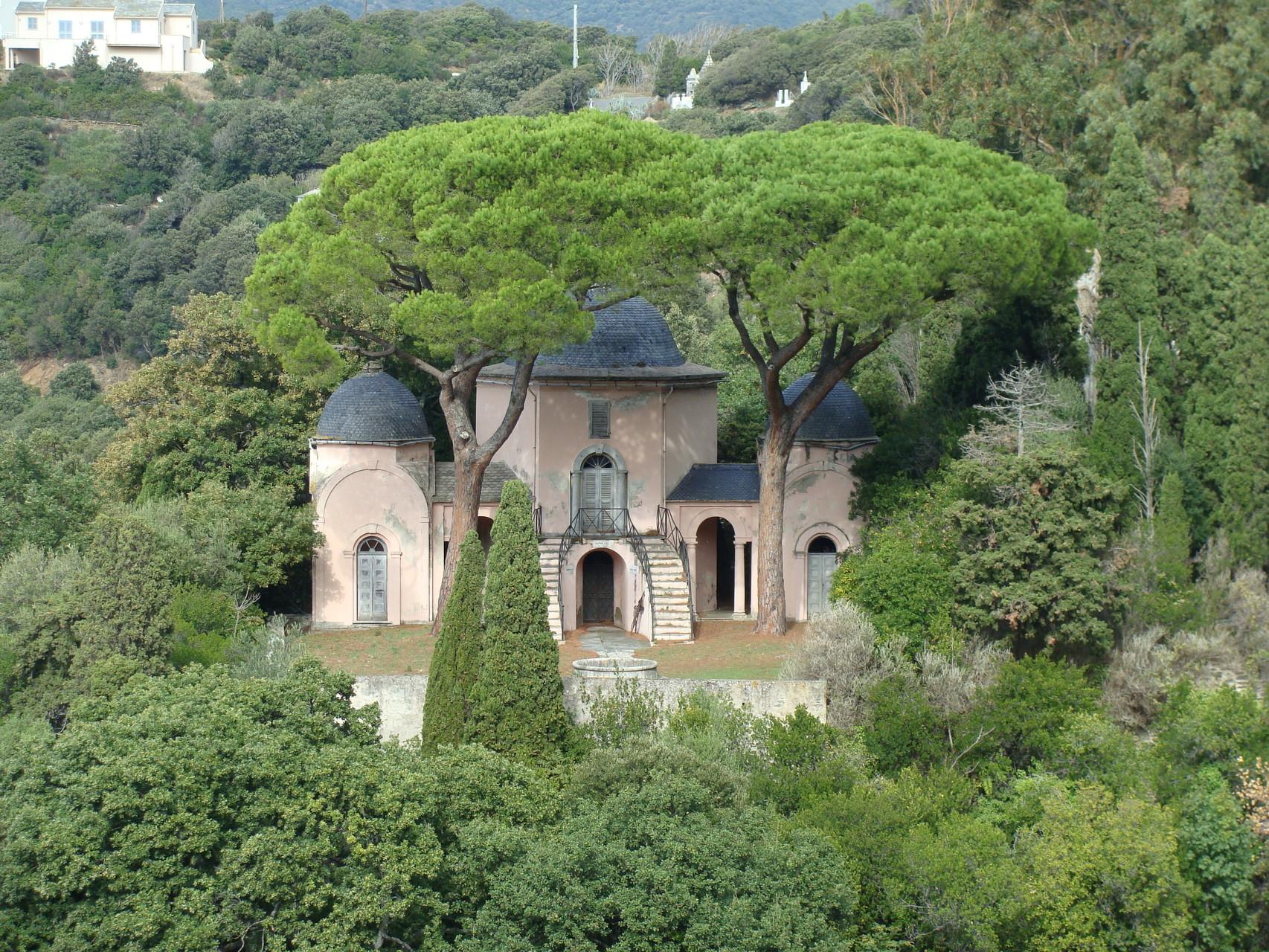 Tombeau à Pino, Cap Corse