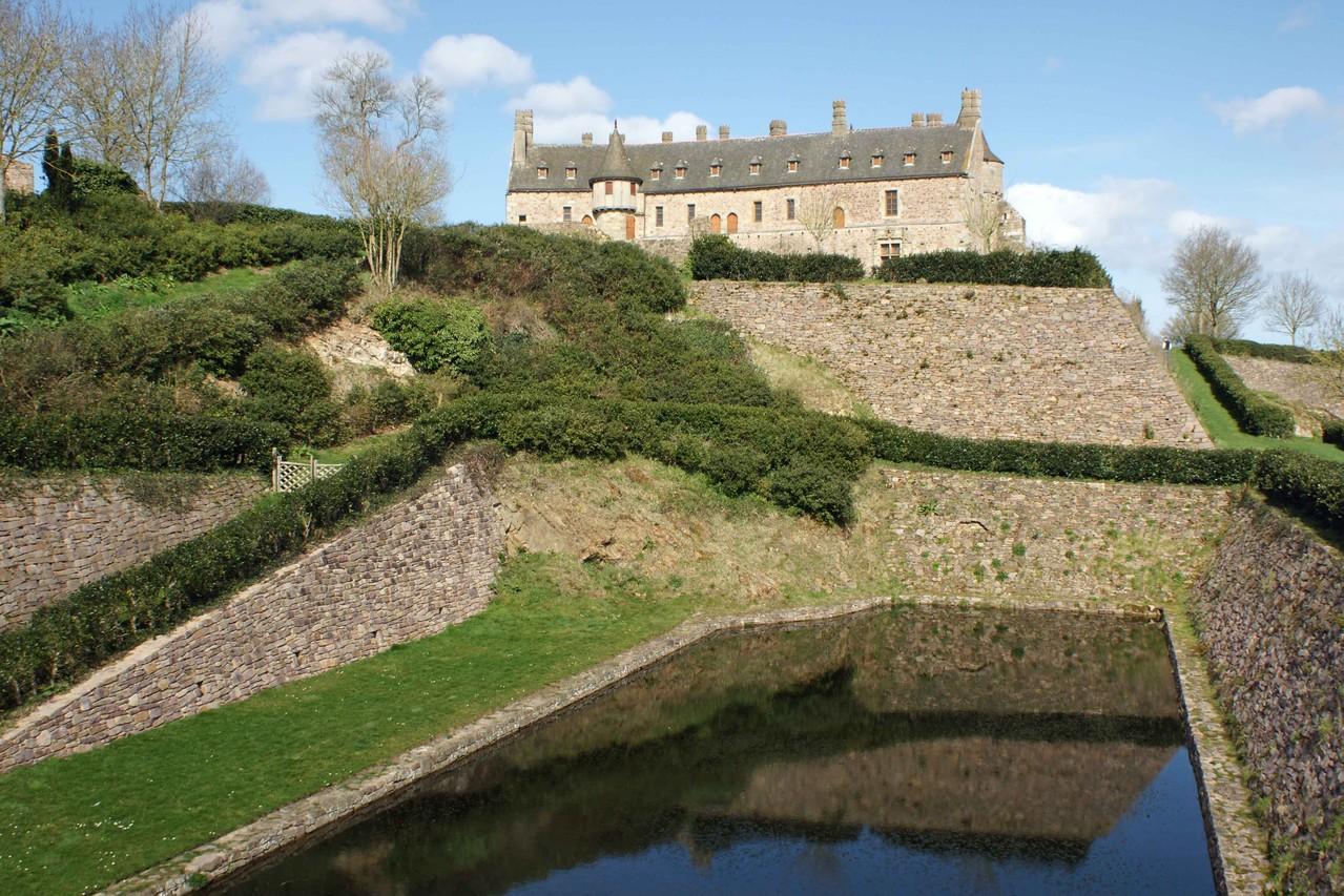 Monuments historiques, parcs et jardins