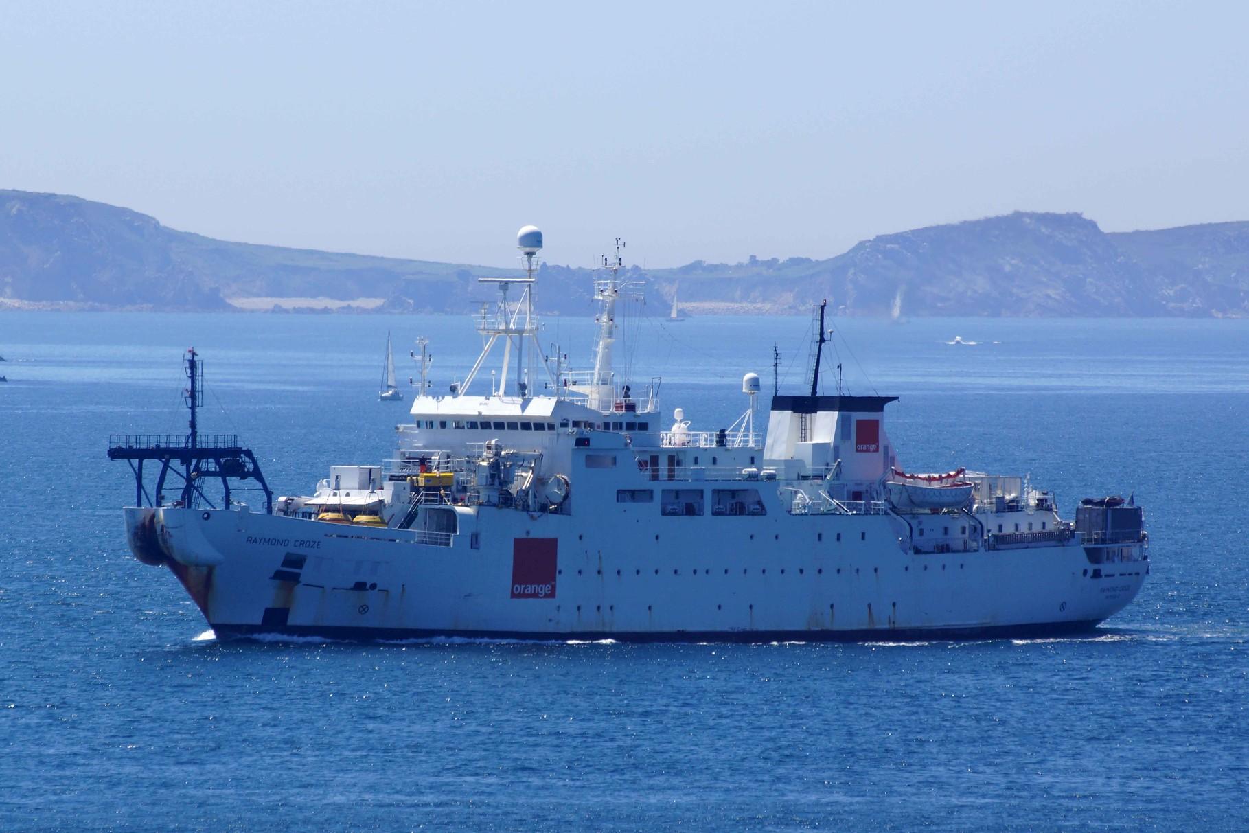 Raymond Croze, navire important pour Lannion et le pays de Trégor