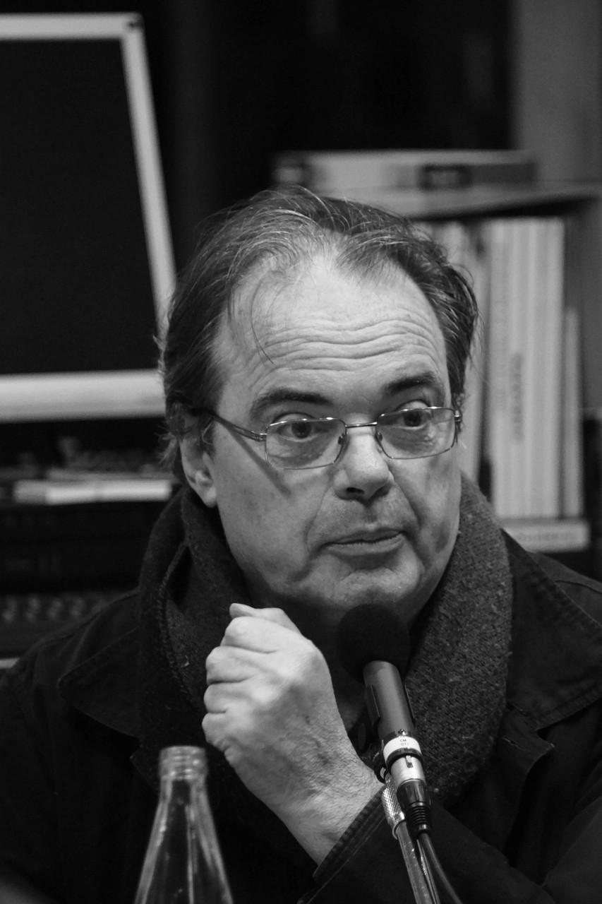 Yvon Le Men ~ Un temps de poèmes à la Librairie Gwalarn ; Vendredi 26 février 2016
