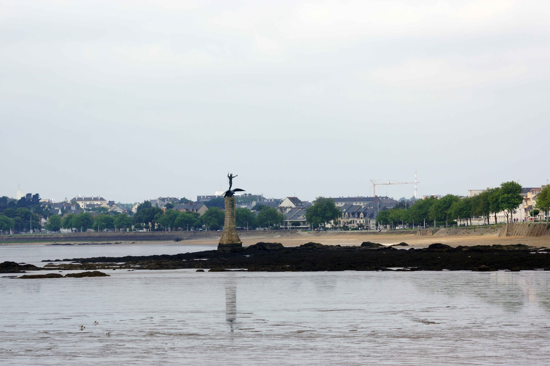 Saint Nazaire Beach