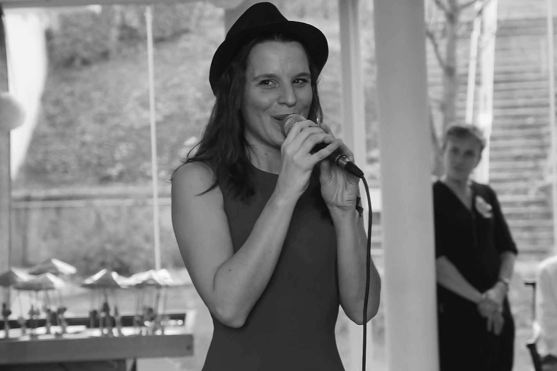 Clarisse Lavanant, en concert à Morlaix