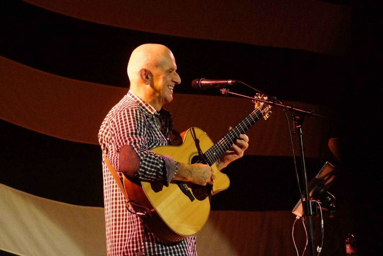 Dan Ar Braz (Concert de Plougonven)