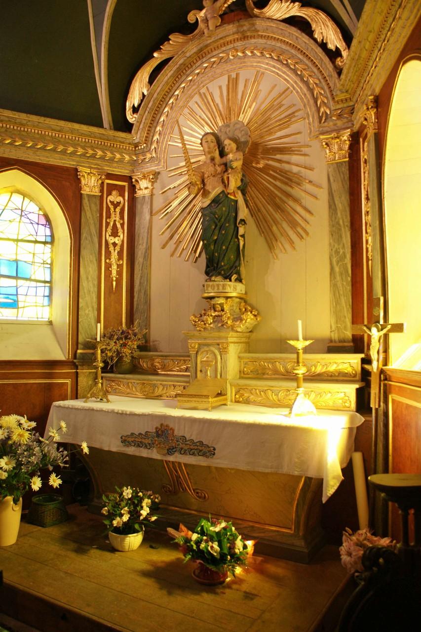 Notre Dame de L'Île Callot