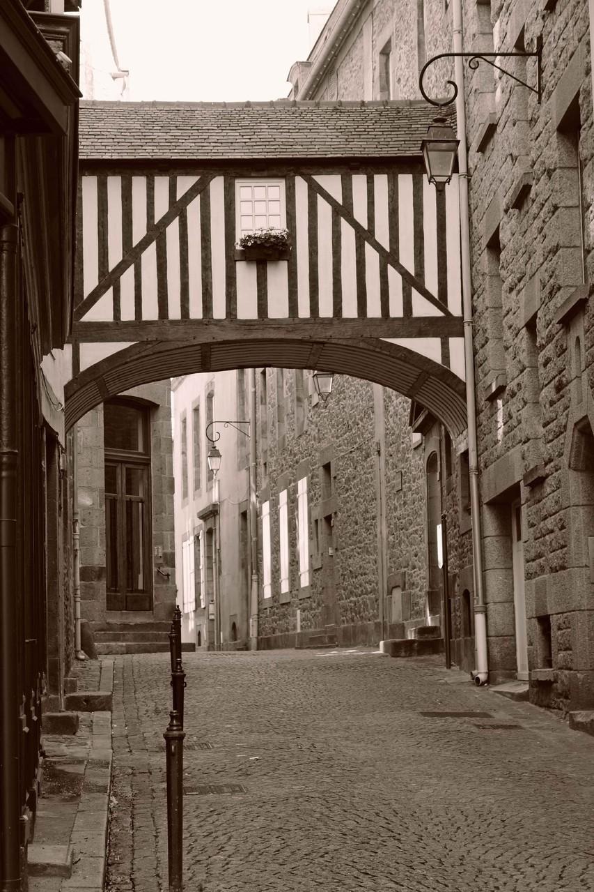 ruelle de Saint Malo
