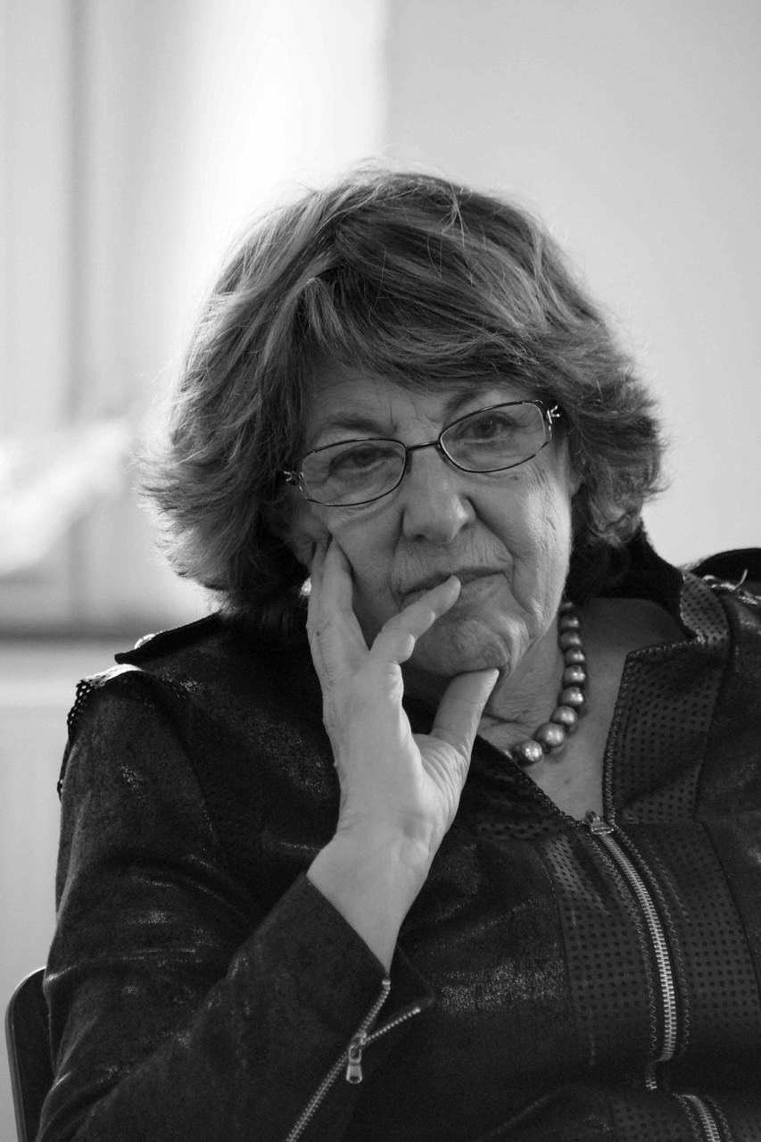 """Pierrette Fleutiaux ~ Rencontre à la Médiathèque de Lannion pour son roman : """"Loli le temps venu"""" (éditions Odile Jacob) 8 mars 2014"""