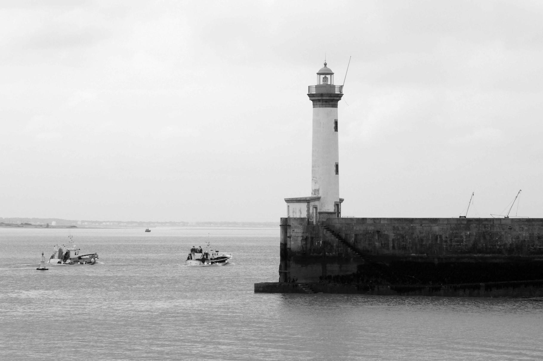 Saint Nazaire : le grand Départ