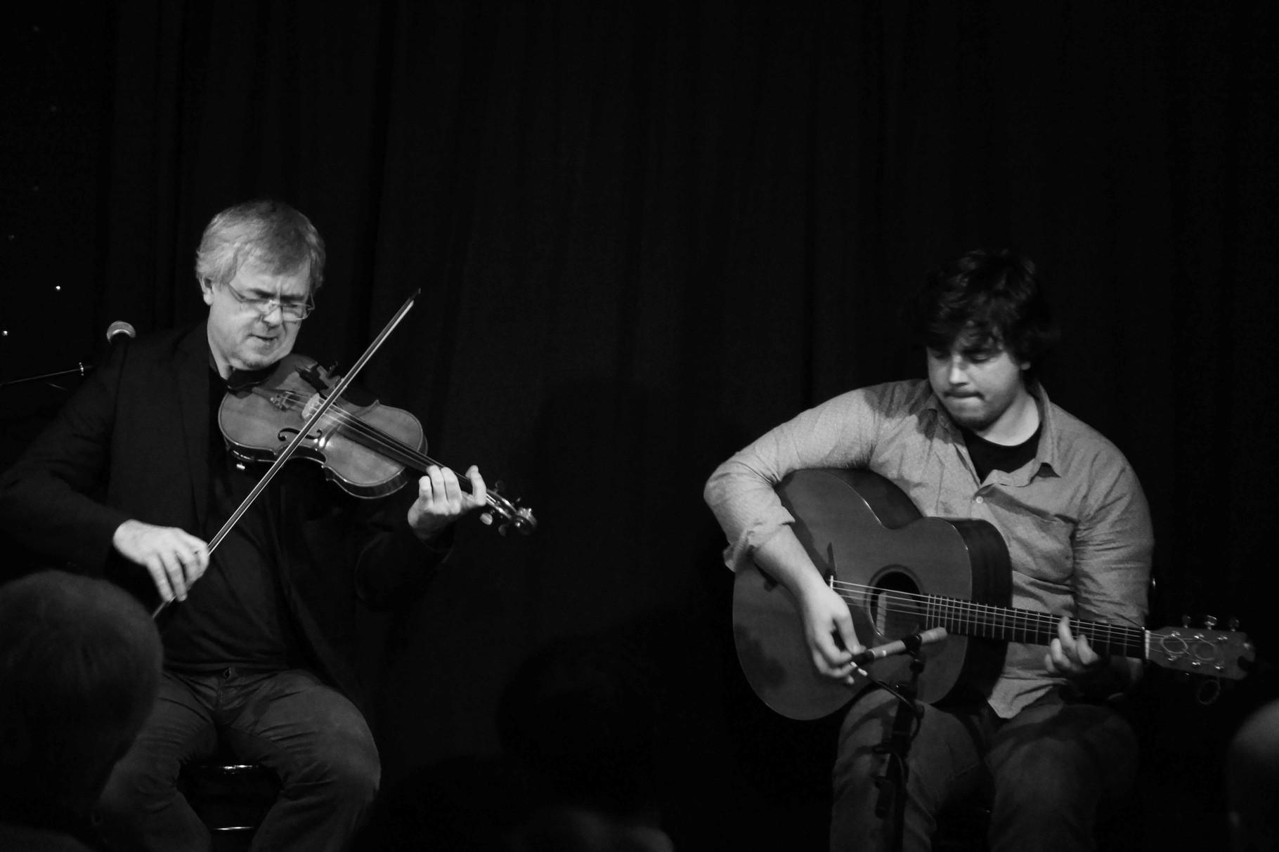 Ronan et Arthur Pinc