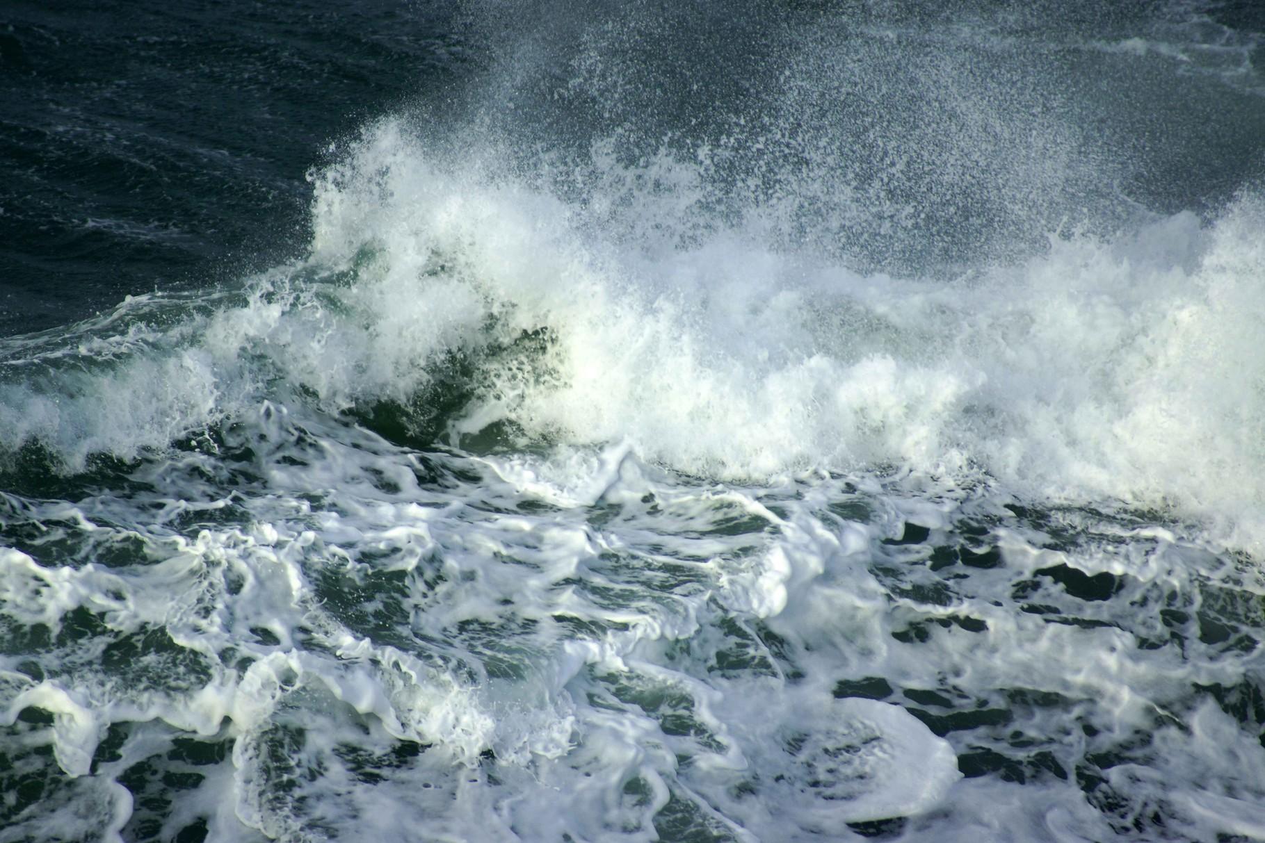 tempête au Dibenn