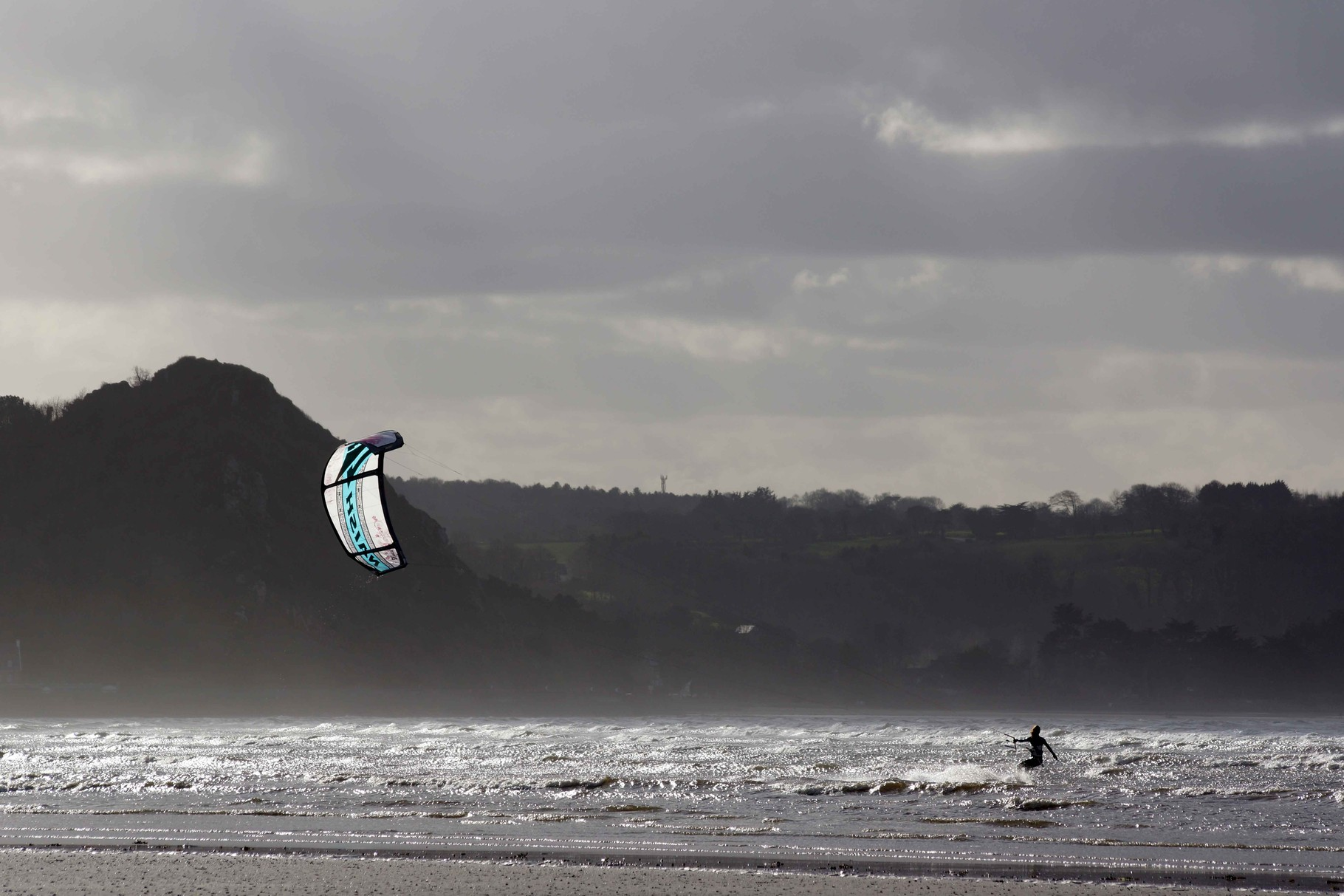 Kite Surf de Saint Efflam