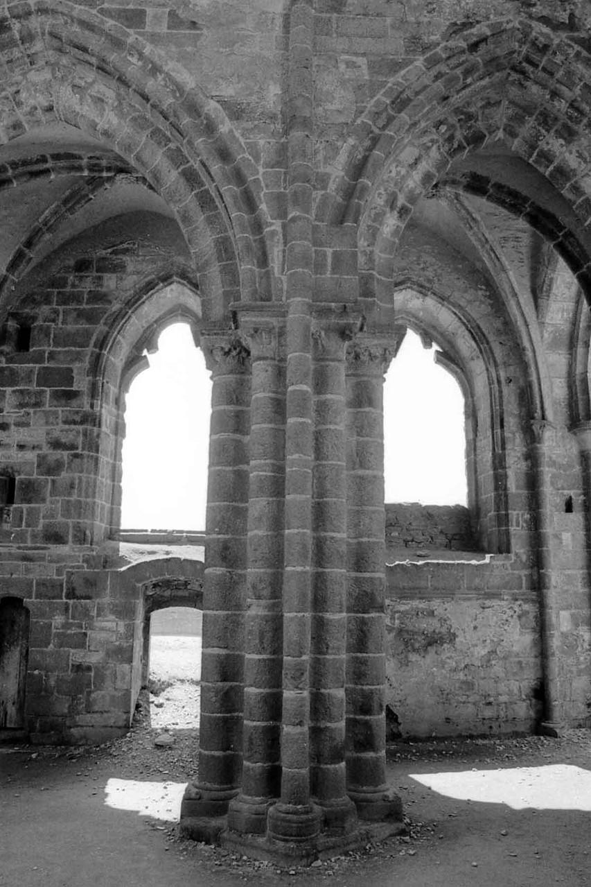 Abbaye Saint Mathieu (Argentique)