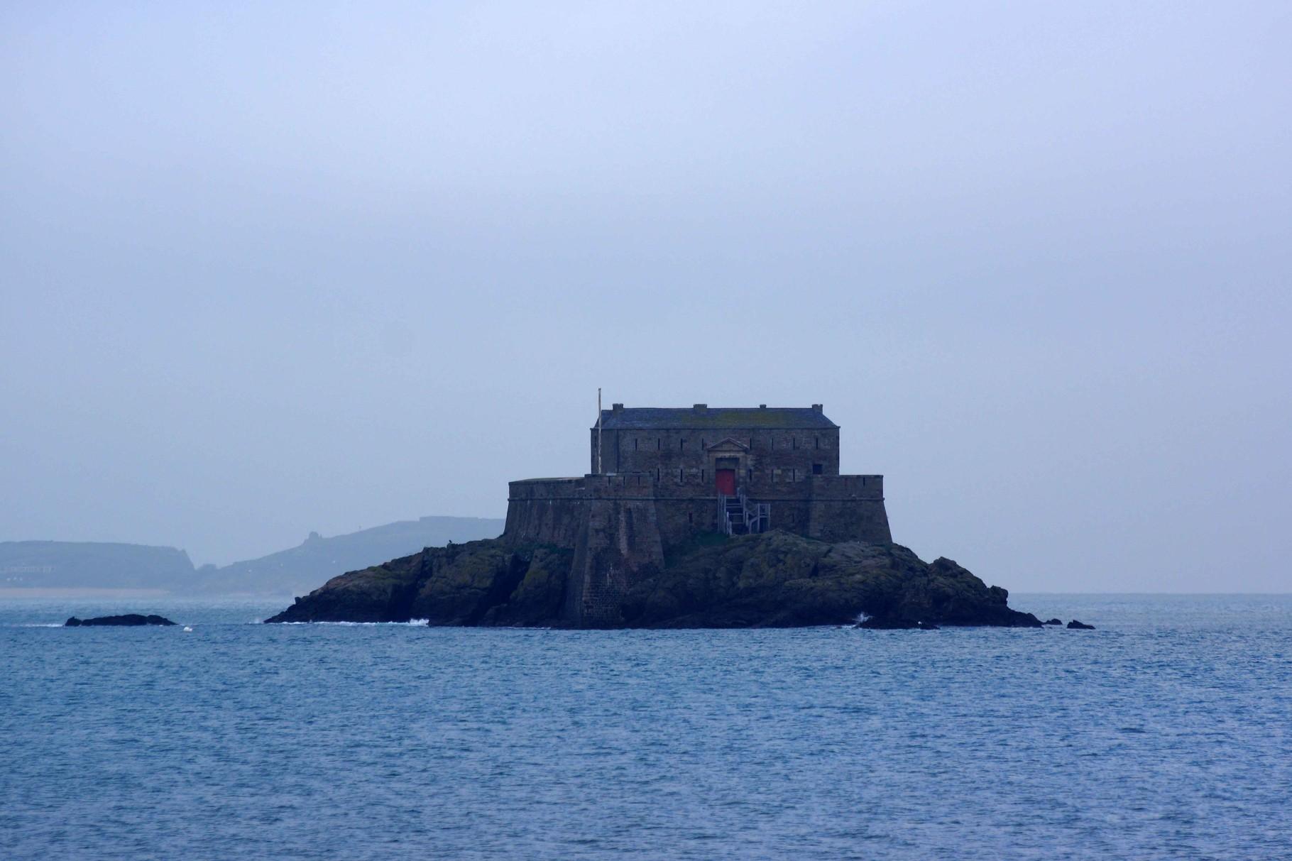 Fort bleu