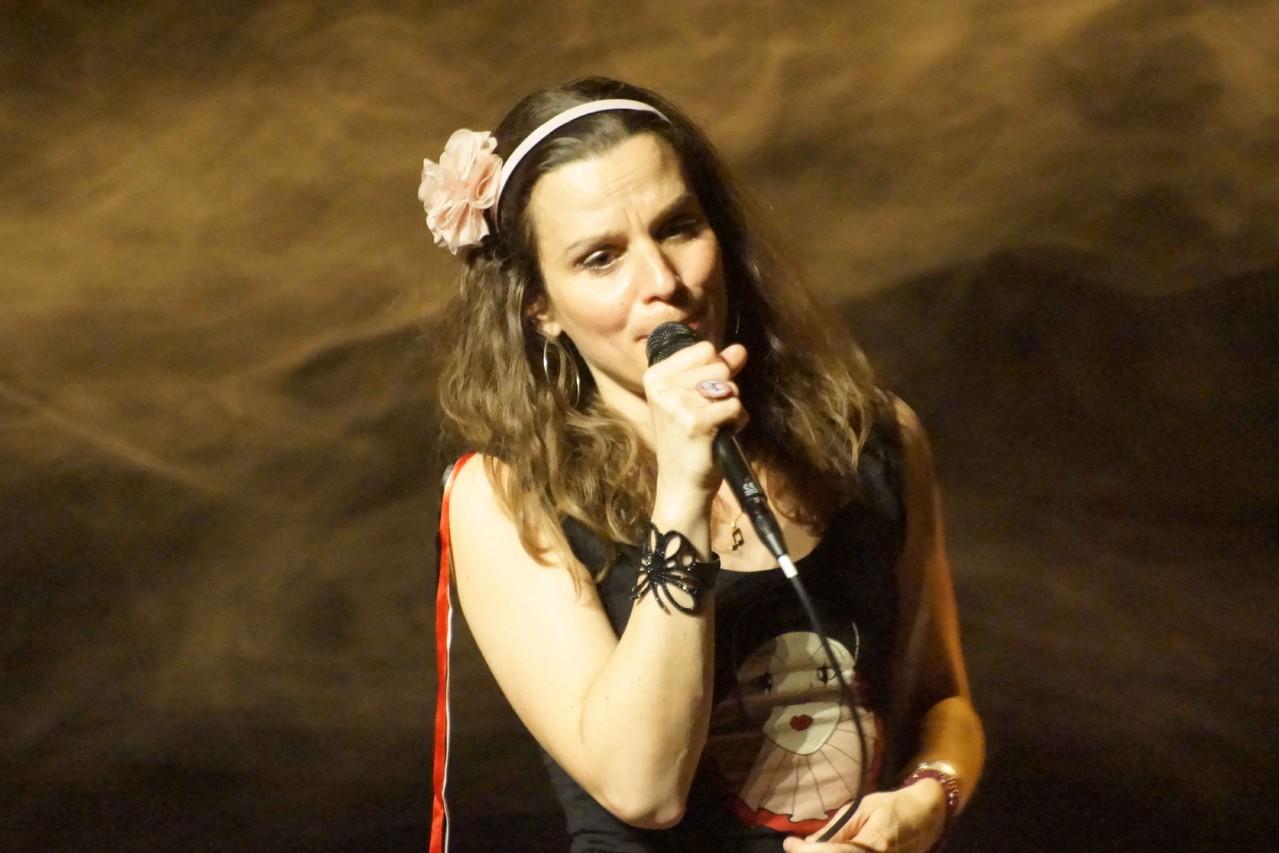 Clarisse Lavanant (Concert de Pleubian)