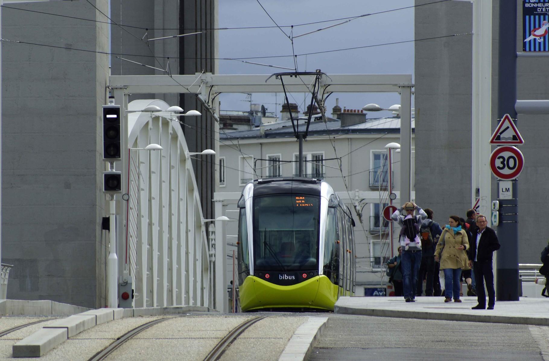 Un tram nommé iroise