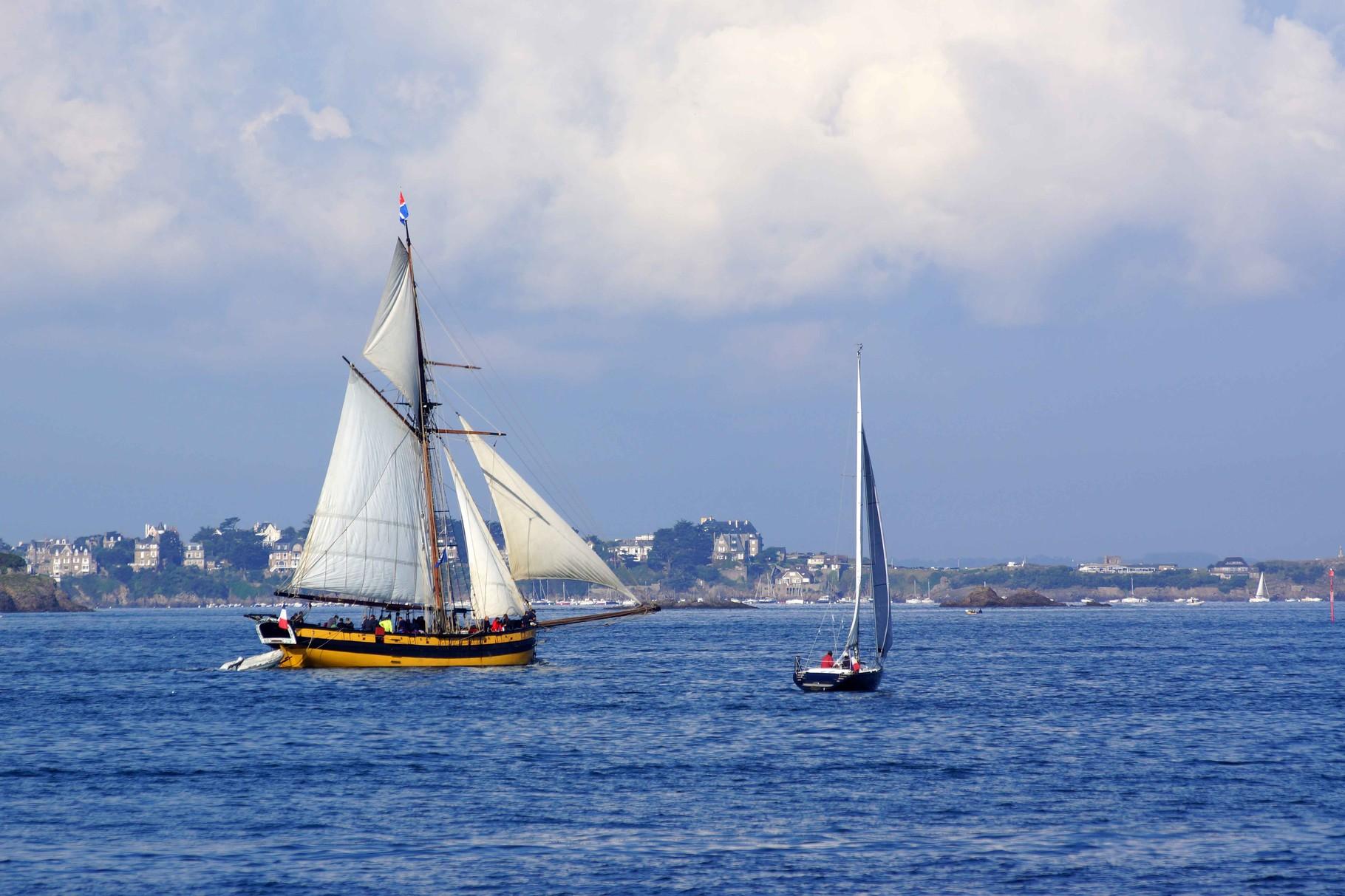 Baie de Saint Malo