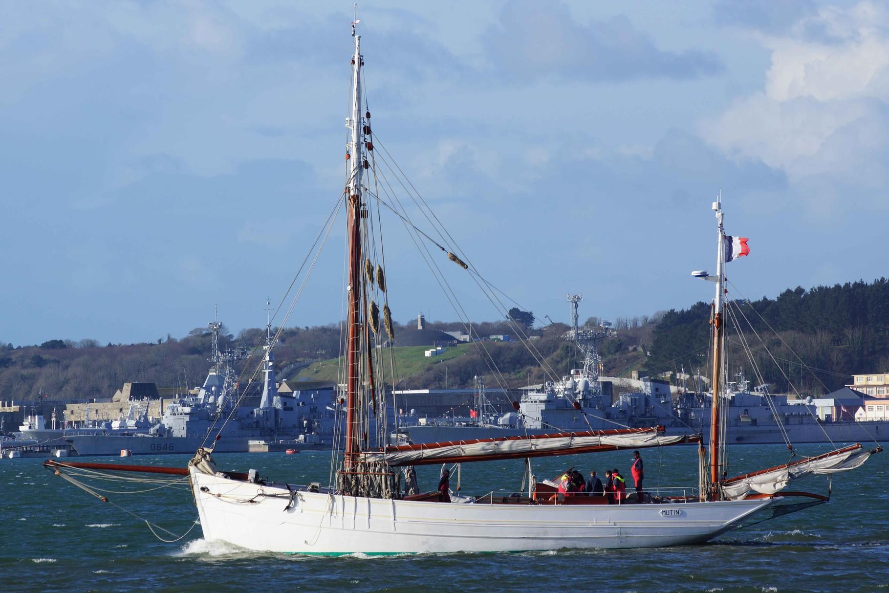 Mutin, Navire Héros de la Marine Nationale