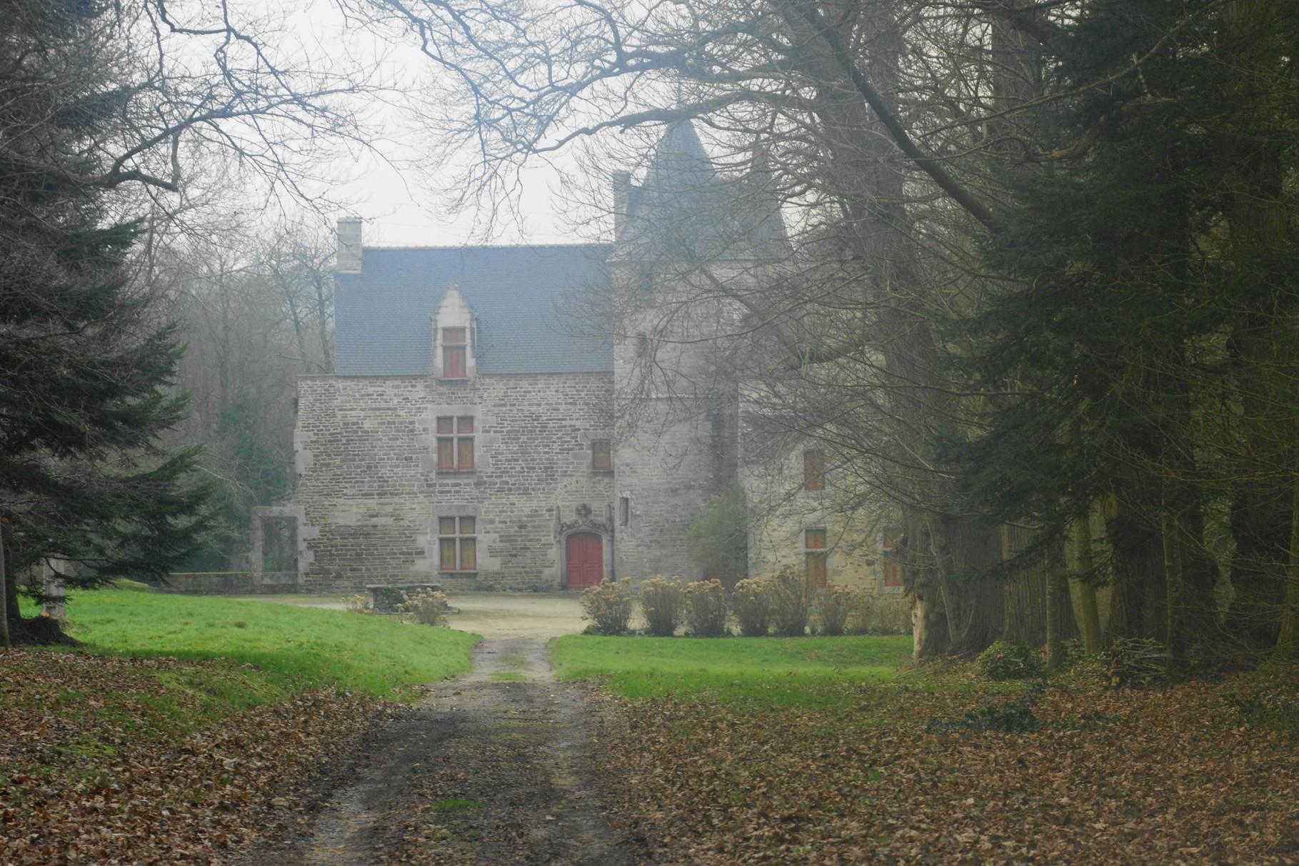 Château de Lézormel