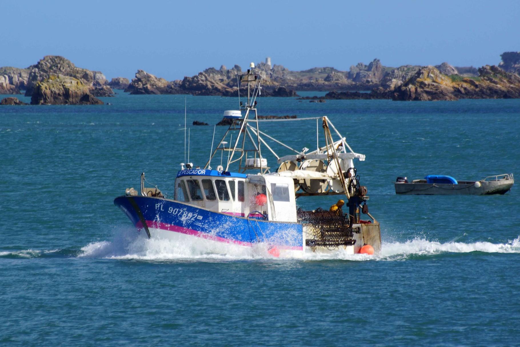 Pêcheurs de Loguivy