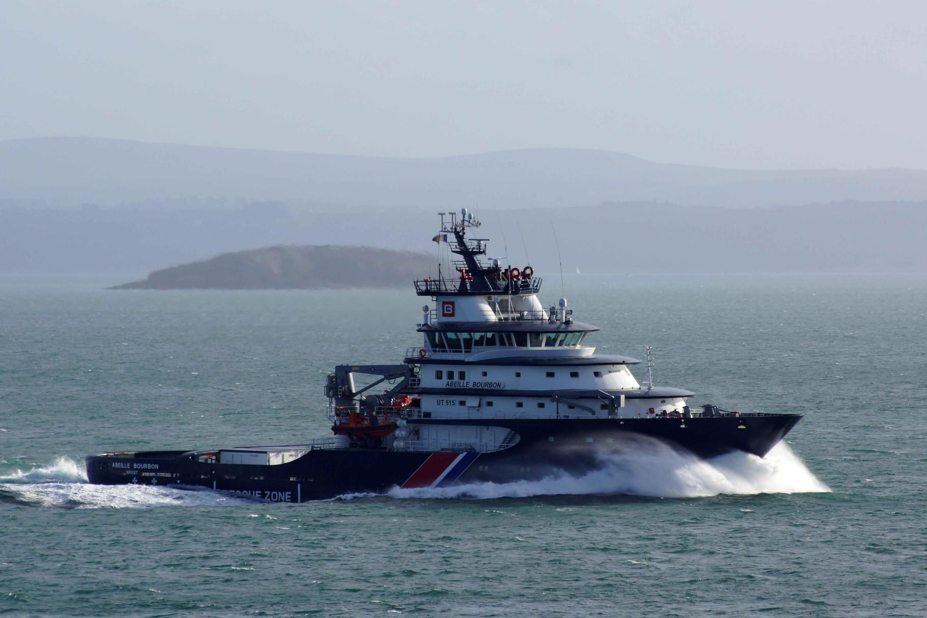 Légende De La Mer D'Iroise