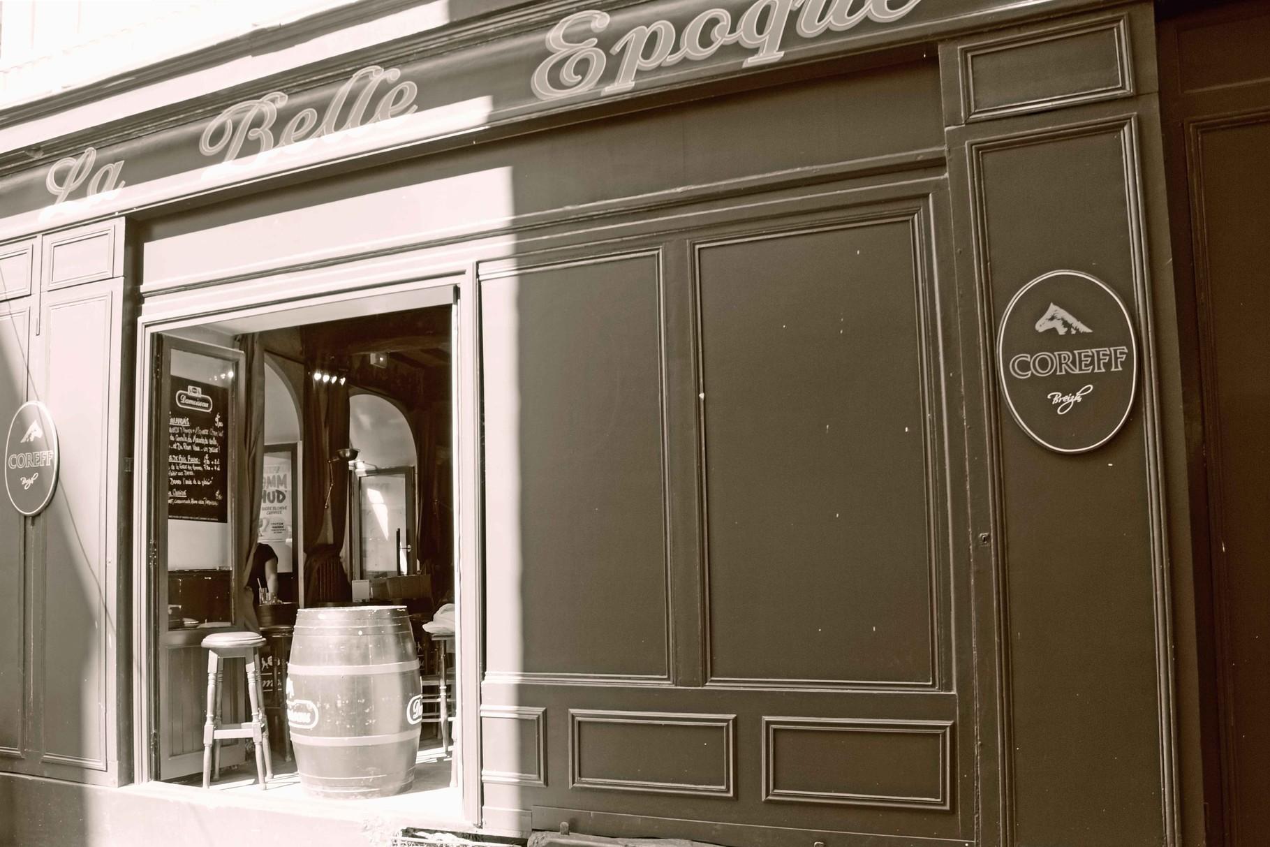 Taverne malouine