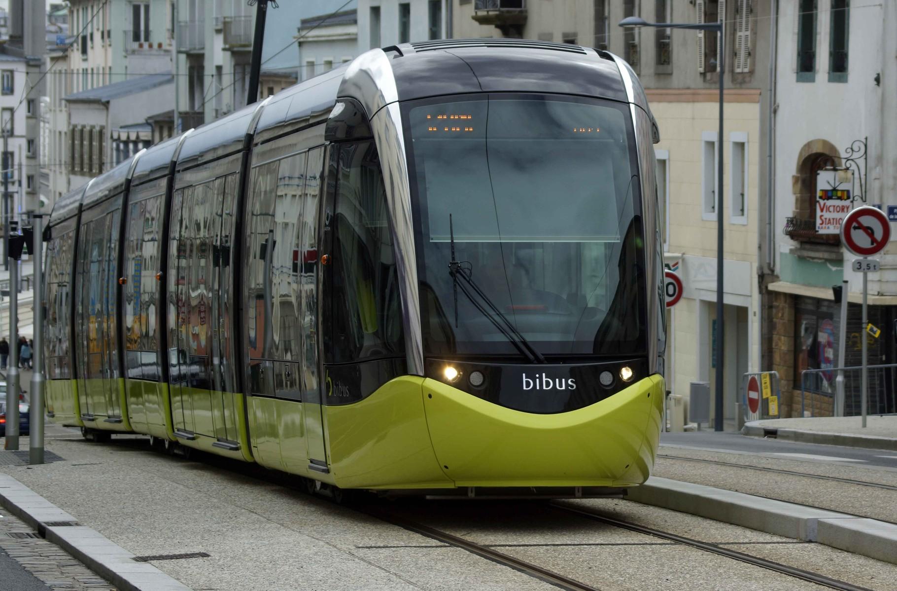 Tram Brestois