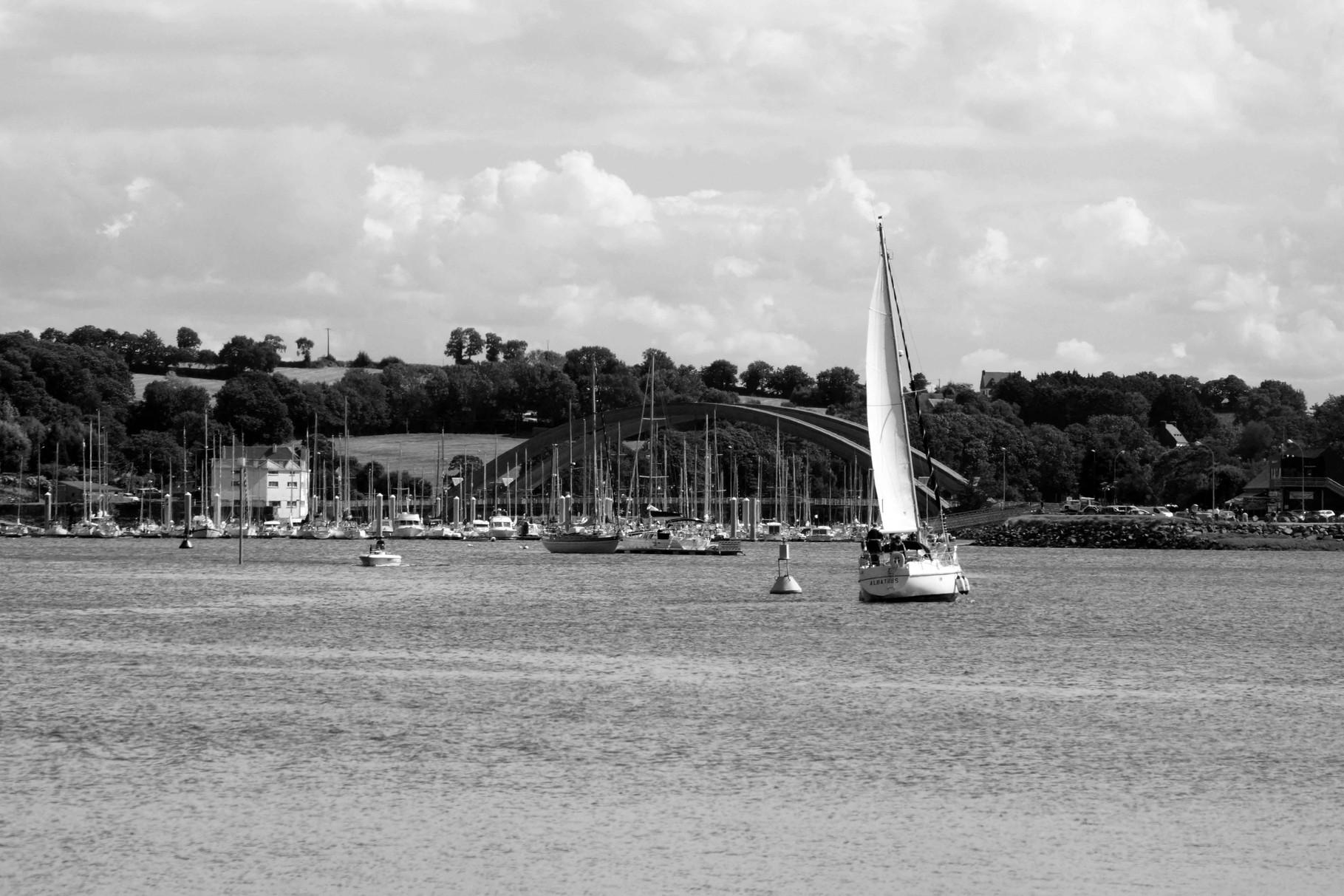 Sailing E Landreger