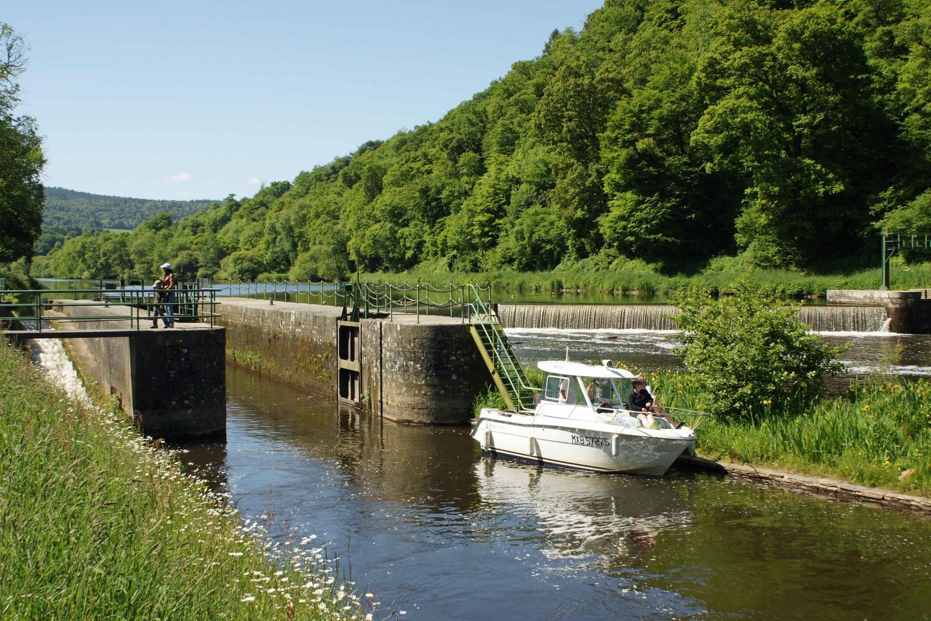 navigation fluviale