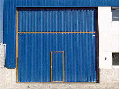 pintar puerta hierro
